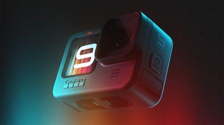 La GoPro HERO9 Black trae pantalla delantera, video 5K y fotos hasta en 20 megapíxeles