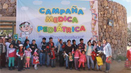 Asociación Frieda y Manuel Delgado Parker suma apoyo al primer hospital infantil especializado en cáncer del Cusco llamado Vidawasi