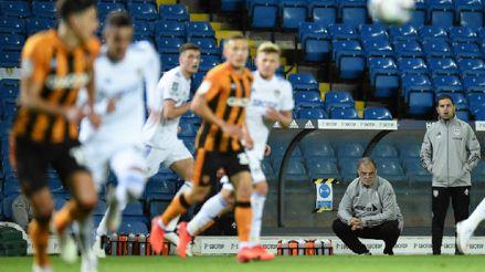Marcelo Bielsa: Leeds United fue eliminado de la Copa de la Liga por equipo de la tercera división