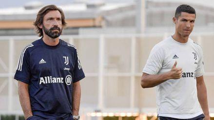 Andrea Pirlo recibió su diploma de entrenador a cuatro días de su debut con Juventus en la Serie A