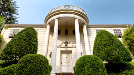 Airbnb te permite reservar la mansión del Príncipe del Rap: así luce