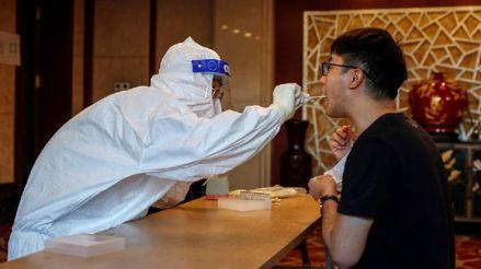 China registra 9 casos de la COVID-19 importados y  sigue sin contagios locales tras 32 días