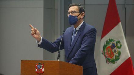 El abogado Roberto Pereira ejercerá la defensa de Martín Vizcarra ante el Pleno del Congreso