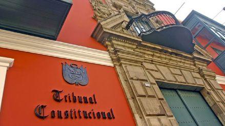 Tribunal Constitucional decidió admitir demanda competencial sobre vacancia presidencial