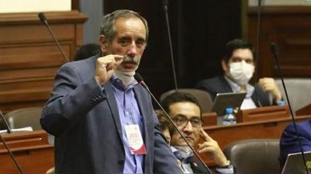 """Ricardo Burga sobre la vacancia: """"No hemos decidido la votación, queremos escuchar al presidente"""""""