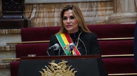 Bolivia: Jeanine Áñez anunció la retirada de la candidatura electoral