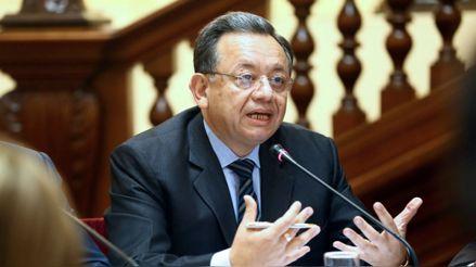 """Edgar Alarcón: """"No voy a renunciar a la Comisión de Fiscalización"""""""