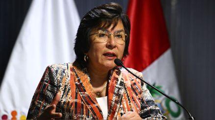 Marianella Ledesma explica por qué se rechazó la medida cautelar pedida por el Ejecutivo [Audiogalería]