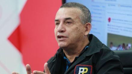 Daniel Urresti dice que hay partidos que negocian voto contra vacancia, pero no revela nombres