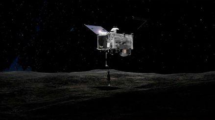 El asteroide Bennu y la misión científica de la NASA para aterrizar en él en octubre