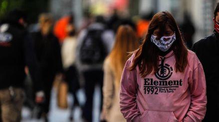 Argentina pasa el umbral de los 600 mil casos de coronavirus al registrar 12 mil adicionales