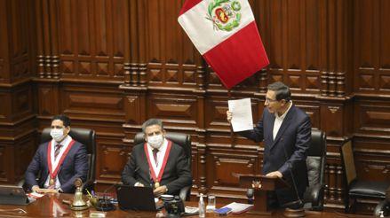 Vacancia presidencial: Expertos analizan la presentación de Vizcarra en el Congreso