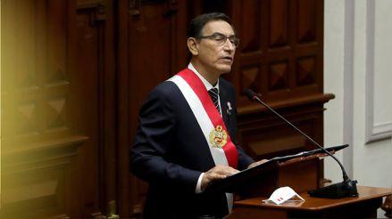 Minuto a minuto: Las reacciones luego de que no prosperara la moción de vacancia contra Martín Vizcarra