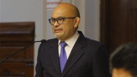 """Roberto Pereira: """"Vacar al presidente iba a generar un problema constitucional muy serio al país"""" [VIDEO]"""