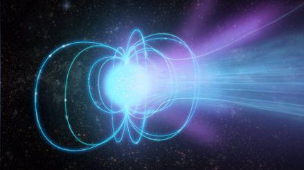 Científicos miden por primera vez la distancia a un magnetar, posible fuente de señales de radio