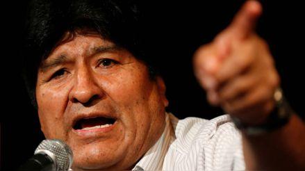 Evo Morales promete vacunas gratis contra el coronavirus en Bolivia si gana las elecciones el MAS
