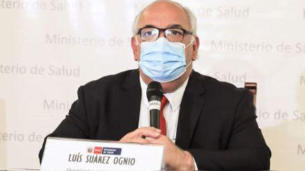 """Viceministro de Salud: A medida que los confinados absolutos empiecen a salir, """"puede darse una segunda ola"""""""