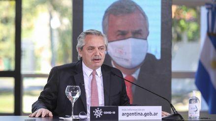 Argentina prorroga hasta fin de año la prohibición de cortar electricidad, gas, agua y telefonía