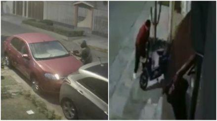 Ate: Vecinos de Mayorazgo denuncian robos diarios y exigen control policial [VIDEO]