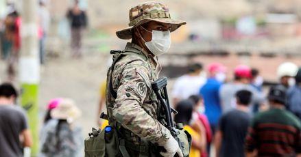 Coronavirus en Perú, minuto a minuto: Minsa reporta 31 369 fallecidos de COVID-19 y los casos positivos ya superan los 762 865   20 de septiembre de 2020    COVID-19 Perú   Cuarentena Focalizada   Día 189 de Estado de emergencia   Martín Vizcarra