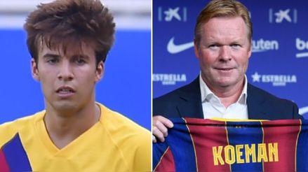 ¡Atención Barcelona! Riqui Puig decidió cuál será su futuro y le manda un mensaje a Ronald Koeman