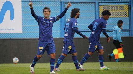 Carlos Stein venció 1-0 a Sport Boys por la fecha 13 de la Apertura por la Liga 1