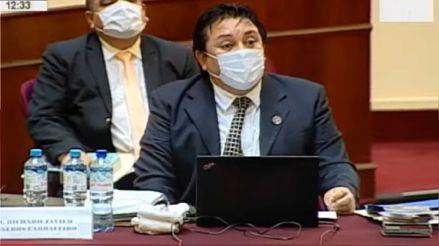 Fiscalía: Palacio de Gobierno borró visitas y correos que involucran a 'Richard Swing'