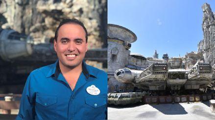 Andrés Ovalles: Conoce al ingeniero de la NASA que ahora crea parques temáticos para Disney