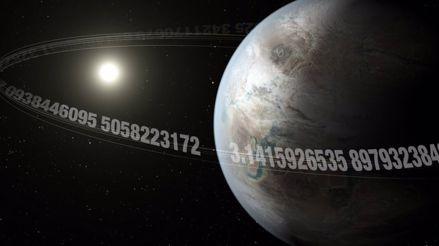 """Científicos descubren la """"Tierra Pi"""": orbita su estrella cada 3,14 días"""