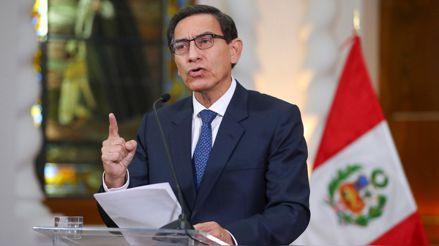 Vizcarra pide ante la ONU que vacuna y tratamiento contra la COVID-19 sean