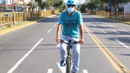Ciclistas en tiempos de COVID-19: ¿Cómo evitar lesiones musculares?