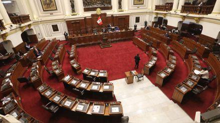 Frepap presenta proyecto para impedir que actuales congresistas postulen el 2021