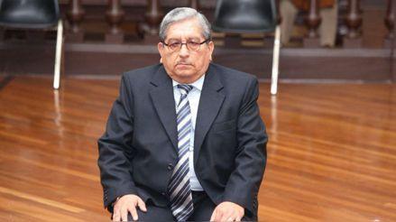 Fiscalía formaliza pedido de impedimento de salida del país por 18 meses contra Julio Gutiérrez Pebe