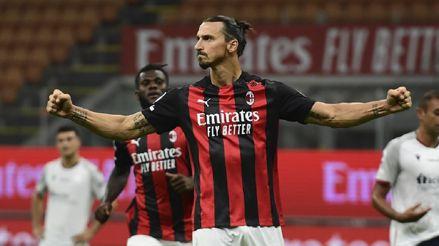 Con un doblete de Ibrahimovic, Milan venció 2-0 a Bologna  por la primera fecha de la Serie A