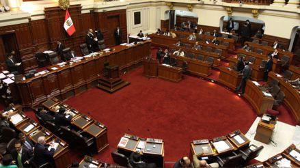 Congresistas firmaron moción de saludo de Unión Por el Perú sin haber leído el texto completo