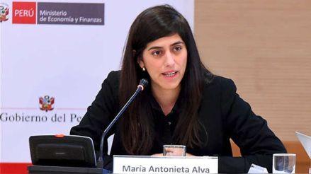 """María Antonieta Alva sobre demanda tributaria en el TC: """"Defiendo la posición del Estado que es salvaguardar el dinero de todos los peruanos"""""""