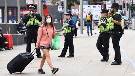 Reino Unido no descarta regresar a una cuarentena nacional para contener la COVID-19