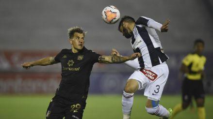 Alianza Lima cayó 2-0 ante Racing por la fecha 4 de la Copa Libertadores