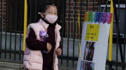 Casi un millar de alumnos de escuelas catalanas dieron positivo a coronavirus