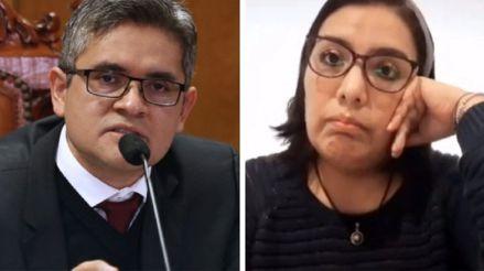 Fiscal Domingo Pérez: Sorprende que el Ministerio Público ni el Congreso hayan citado a Karem Roca por audios difundidos