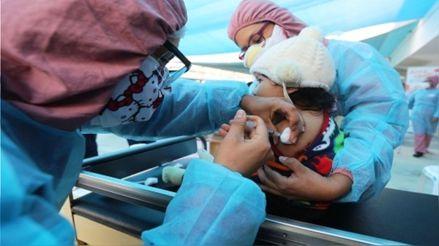 Chiclayo: Alertan la falta de enfermeras para vacunar a más de 30 mil niños [Audiogalería]