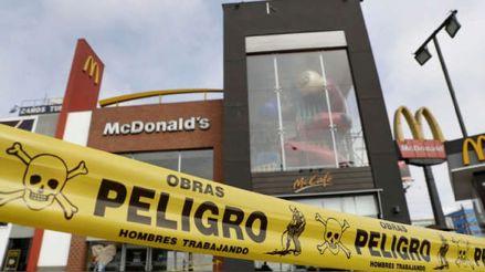 Caso McDonald's: Ministerio Público inició indagación a fiscal por archivar caso de muerte de jóvenes trabajadores
