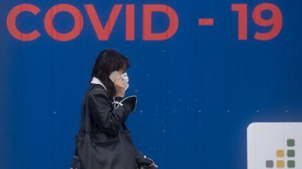 Chile suma 124 nuevos fallecidos por COVID-19, la mayor cifra en dos meses