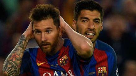 Luis Suárez habló sobre el enfrentamiento contra Lionel Messi en el Barcelona vs. Atlético de Madrid