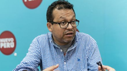 """Álvaro Campana: """"La preocupación de muchas organizaciones partidarias, más que salvar el país, es salvar una inscripción"""""""