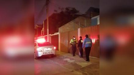 Callao: policías y serenos intervinieron una fiesta clandestina en pleno toque de queda