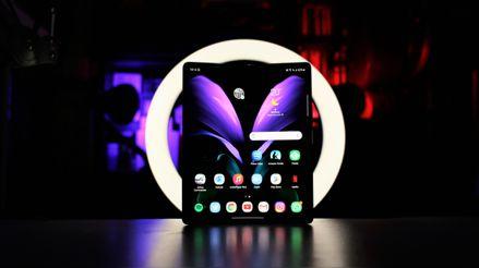 El futuro es plegable, pero muy costoso: Esta es nuestra opinión del Samsung Galaxy Z Fold 2