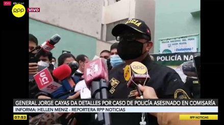 PNP: Sujeto que asesinó a un policía en comisaría de San Isidro tiene antecedentes de agresión familiar [VIDEO]
