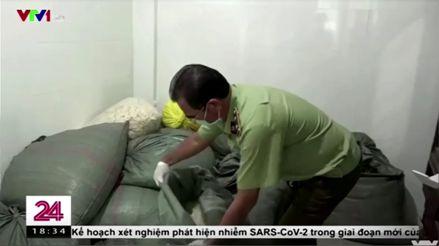 Policía de Vietnam incautó cargamento con unos 345 000 condones reciclados para su reventa