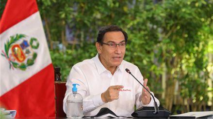 Coronavirus en Perú: escucha los recientes anuncios del Gobierno